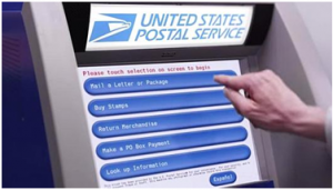 USPS international tracking service