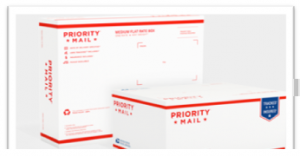 usps priority mail small